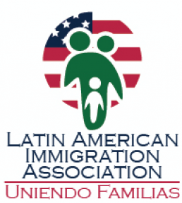 latin american immigration logo